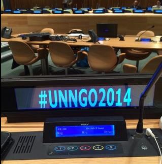 #UNNGO2014